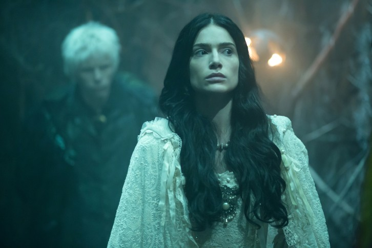 Salem - Episode 2.12 - Midnight Never Come - Promotional Photos