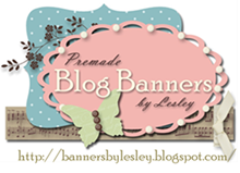 My blog banner was designed by: