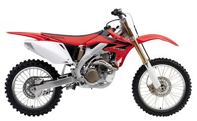 Gambar Sepeda Motor Cross Terbaru