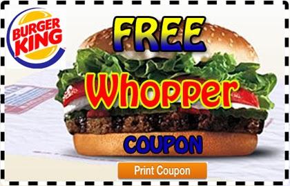 Burger king coupons january 2019