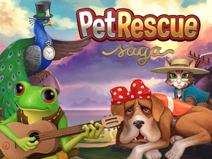 Pet Rescue Saga App iTunes App By King.com Limited - FreeApps.ws