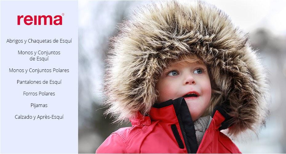 Oferta ropa abrigo Reima