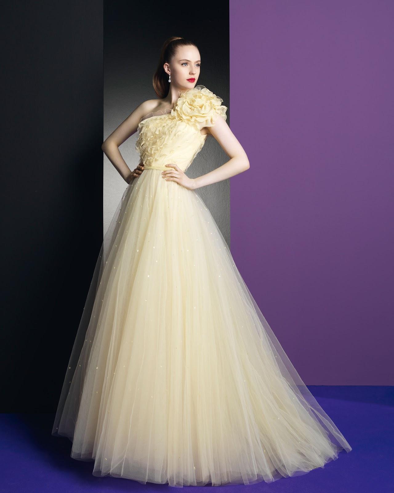 Una novia diferente: Zuhair Murad fiesta 2012- party dresses
