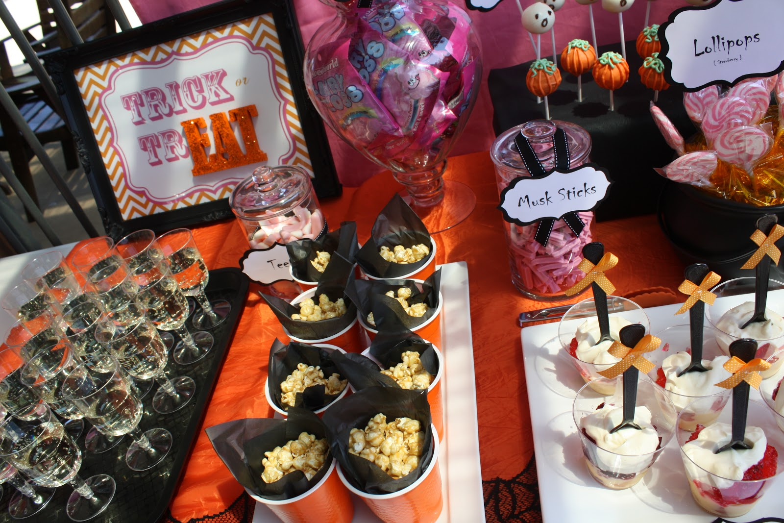 little big company the blog halloween themed baby shower by jayne