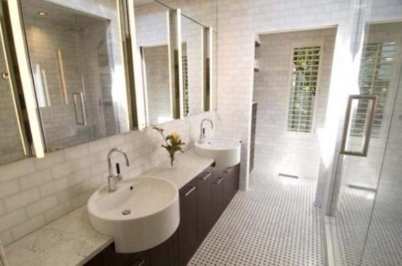 The ba os y muebles hermosos dise os de ba os modernos y for Precios de banos modernos