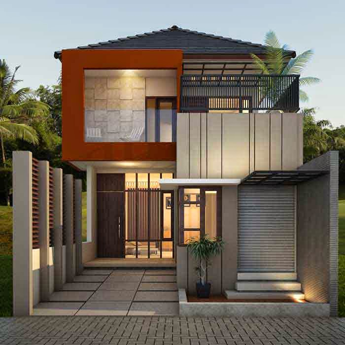 Home improvement design luxury home design minimalist for Luxury minimalist house