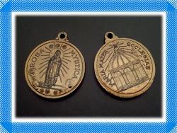 Medalha da Rosa Mística