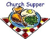 Church Supper Sunday