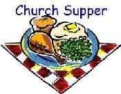Church Supper Sunday