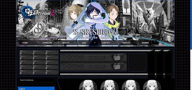 Template S-Skyser [ V6 ]