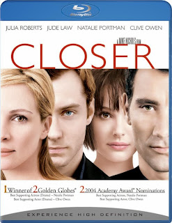 Closer: Perto Demais (2004) BluRay 720p Dublado