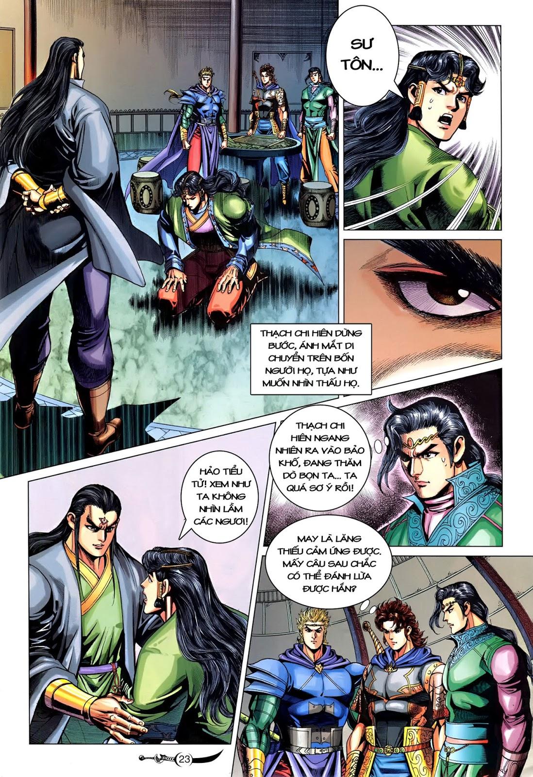 Đại Đường Song Long Truyện chap 216 - Trang 25