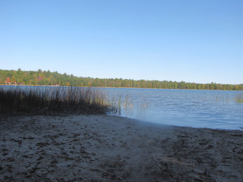 Pine Lake- Manistee National Forest