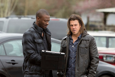Leverage Incoperated is back on the case with Hardison and Eliot