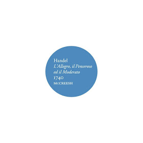 Handel L'Allegro - Paul McCreesh - Gabrieli Consort