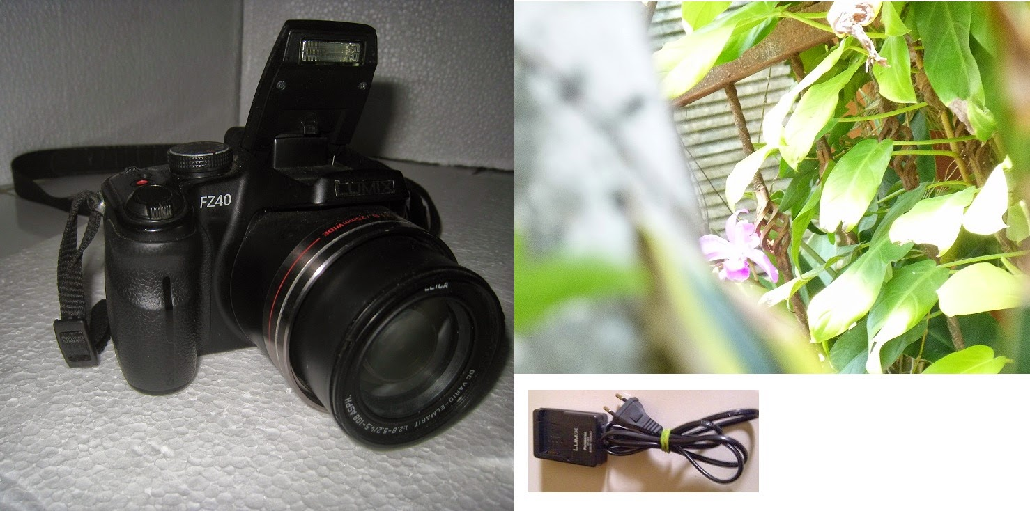Kamera Panasonic Lumix DMC-FZ40