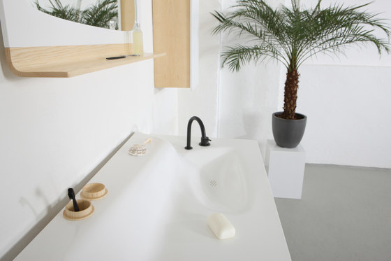 Innovatives Bad-Design im Badezimmer