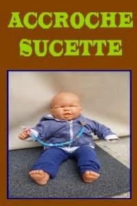 ACCROCHE SUCETTE