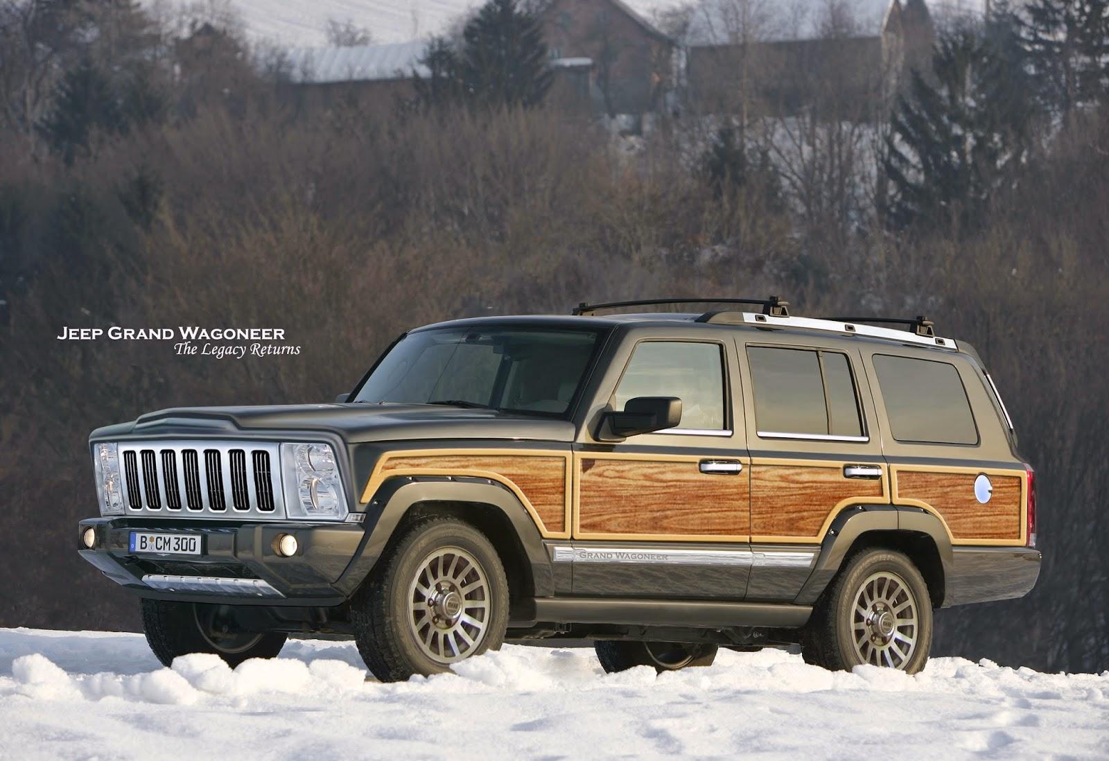jeep freak mania: march 2015