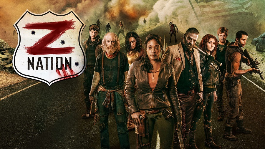 Z Nation - 5ª Temporada Legendada 2018 Série 1080p 720p Full HD HDTV WEB-DL completo Torrent