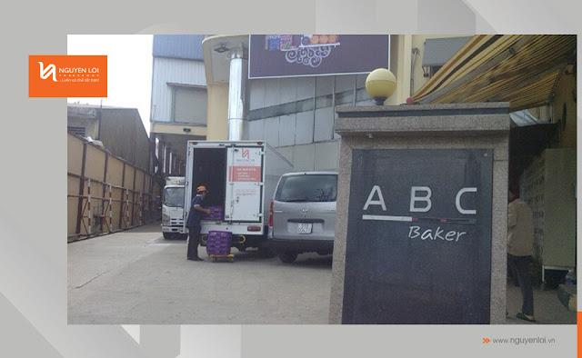 Thuê xe tải chở hàng ABC