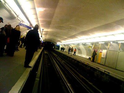 Fast transit public transportation dangers