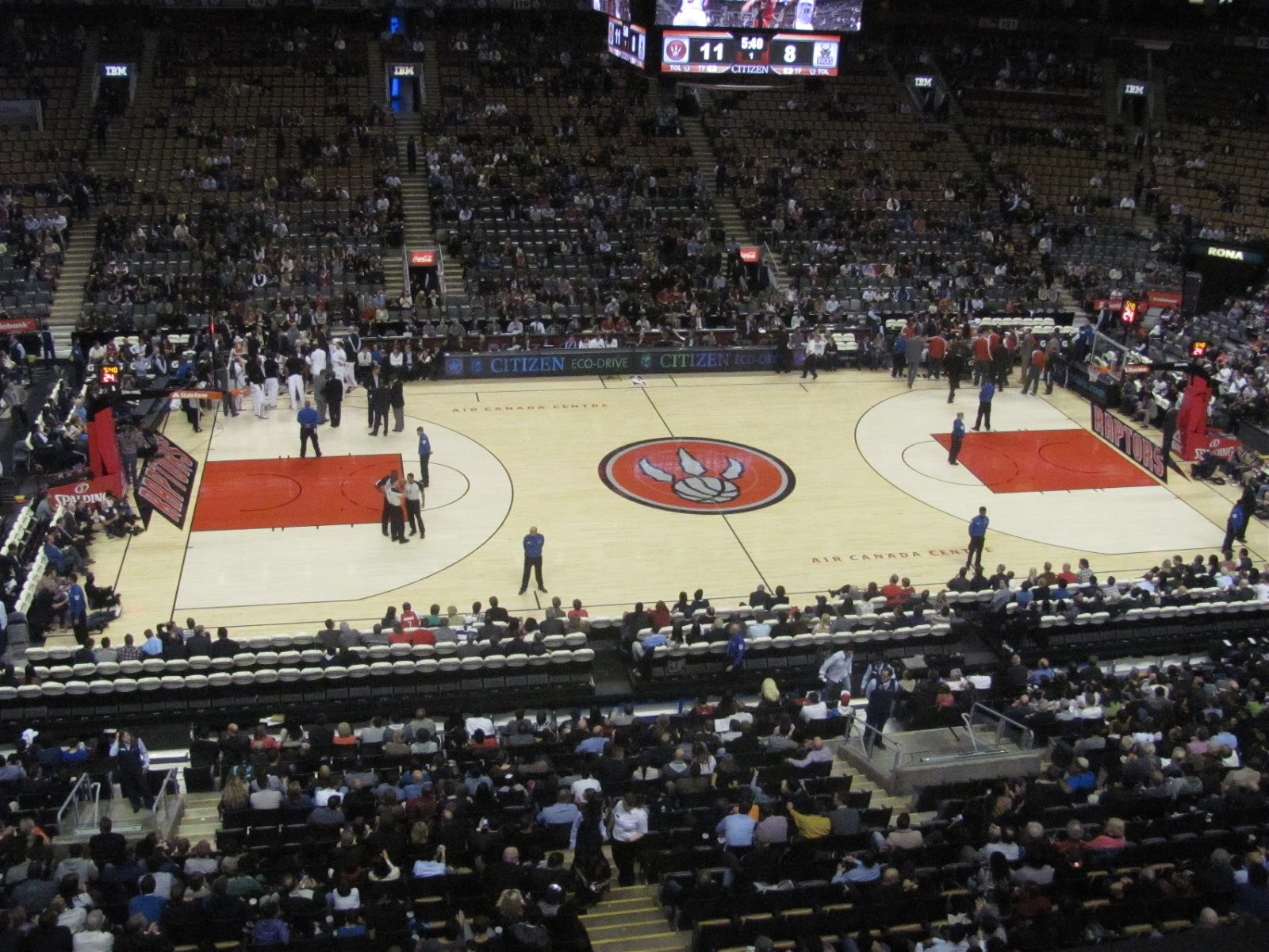 check   wonderful air canada centre places boomsbeat