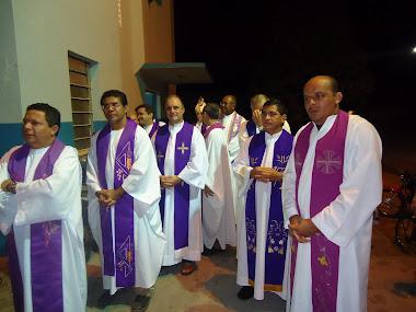 Padres da Prelazia de Coari (AM)