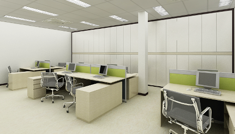 Modern / Stylish Open Concept Workstations. Tel: 63239213
