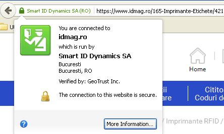 certificatul idmag