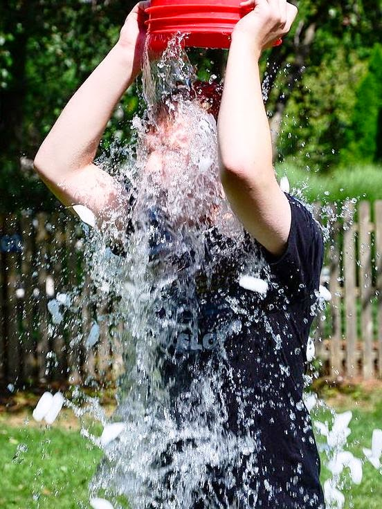 ALS Ice Bucket Challenge and Catholics