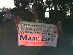 In Memory of Mark Espy, Sr.