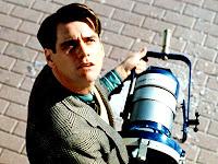 Truman Burbank, personagem fictício vivido por Jim Carrey no filme O Show de Truman - O Show da Vida