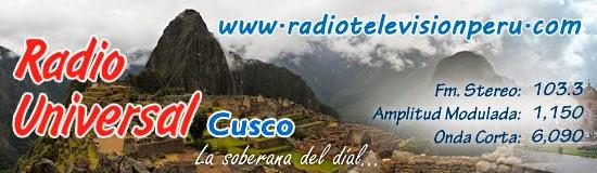 Radio Universal Cusco 103.3 FM