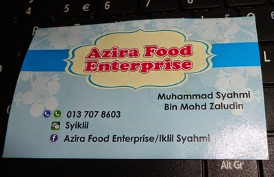 Kerepek ubi cheese, blackpepper, gambar kerepek ubi, harga kerepek ubi keju dan lada hitam, kad bisnes Azira Food Enterprise