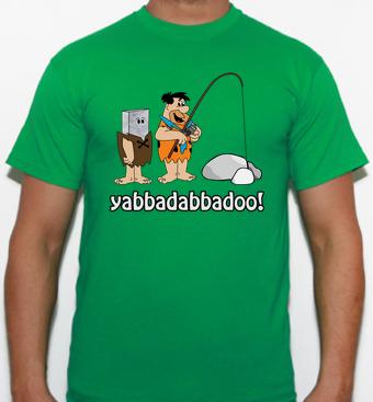 Camiseta Picapiedra