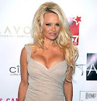 Pamela Anderson - celebrities with herpes