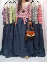Maxi Kombi Jeans SOLD OUT