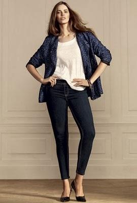 Violeta by Mango moda de la talla 40 a la 52 primavera 2014