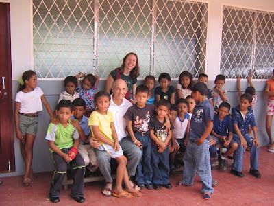 Nicaraguan NGO FUNDECI/GAIA in Laguna de Xiloa