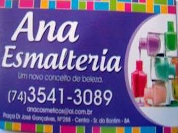 Ana Esmalteria