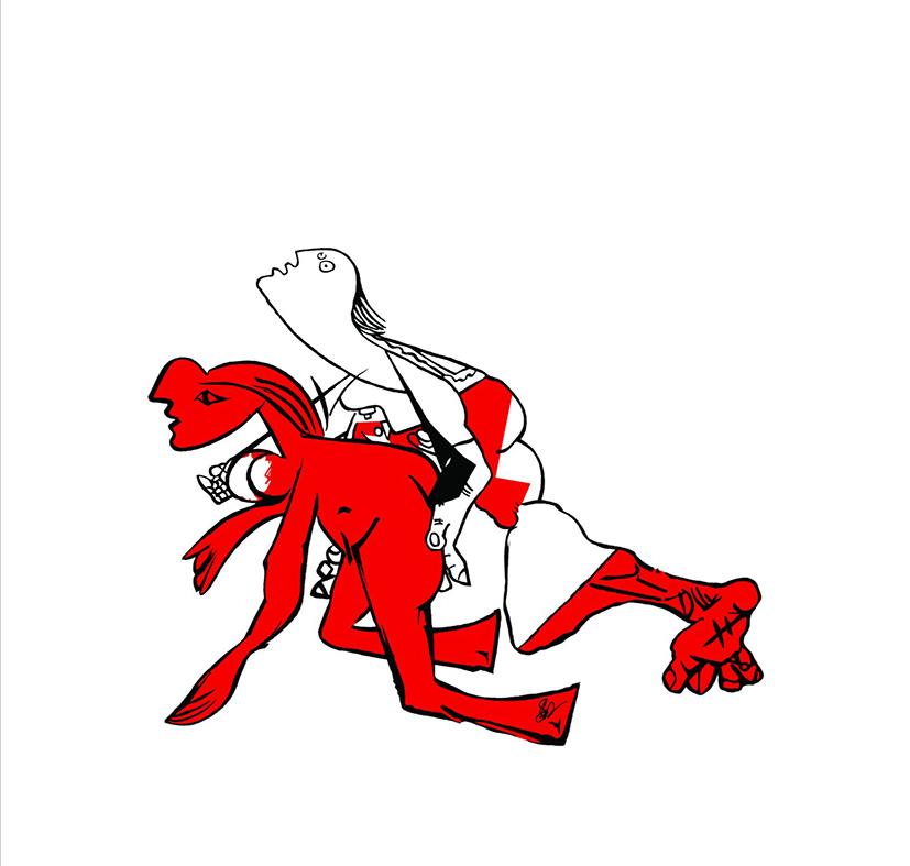 CARMINE MANGONE, illustrazioni di SIMONE LUCCIOLA - VIENI: TUMULTO, CAREZZA