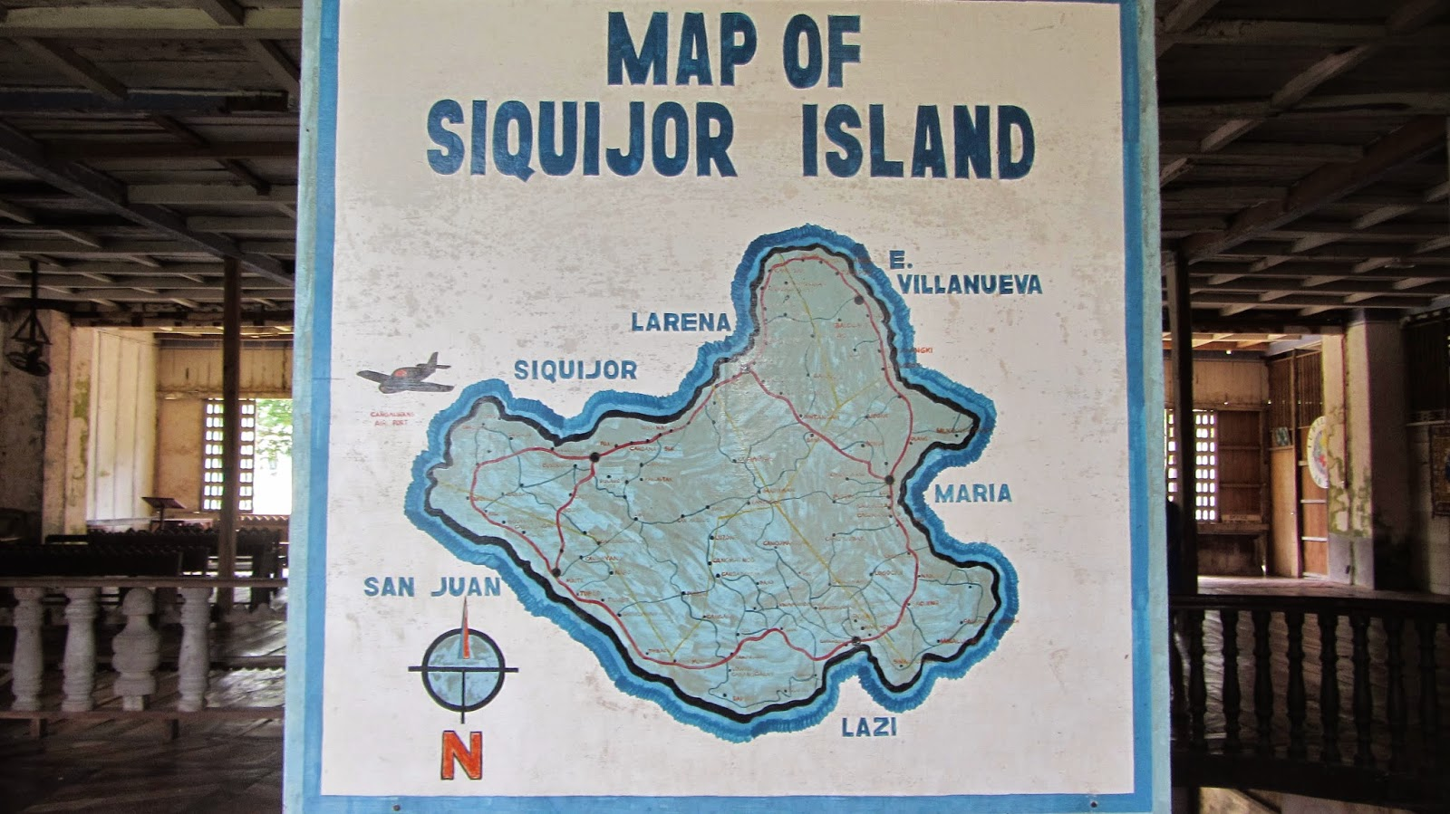 the spanish referred to siquijor as isla del fuego or the island of fire the province is associated with mystical traditions which draws in tourism