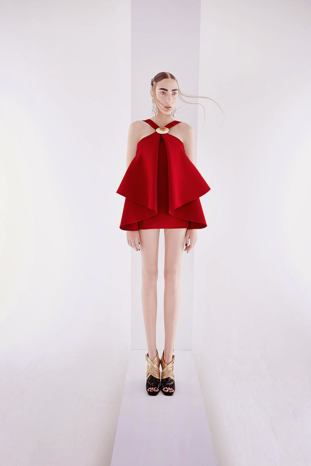 Dress milin style