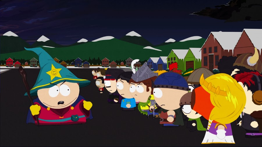 South Park The Stick of Truth screenshot