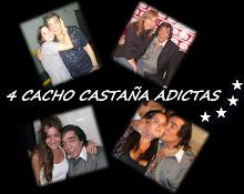 """Unite en Facebook al grupo """"4 CACHO CASTAÑA ADICTAS"""""""