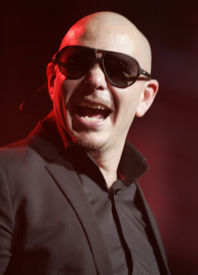 Pitbull is Rocking