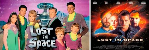 Serie y película de 'Perdidos en el espacio'