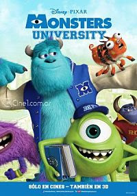 Ver Monsters University (2013) Online pelicula online