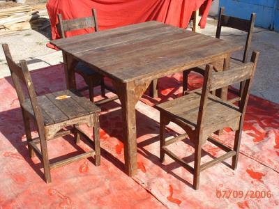 Muebles gratis con palets mas mesas o mas o menos mesas - Sillas hechas de palets ...